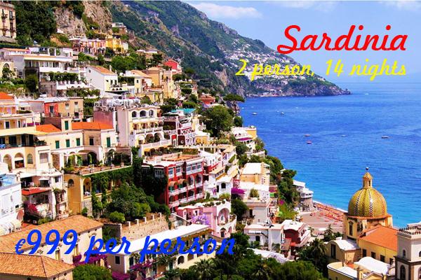 Sardinia rest
